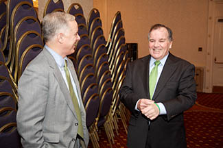 Mayor Daley and Howard Dean at Chicago DNC Fundraiser 3-14-07